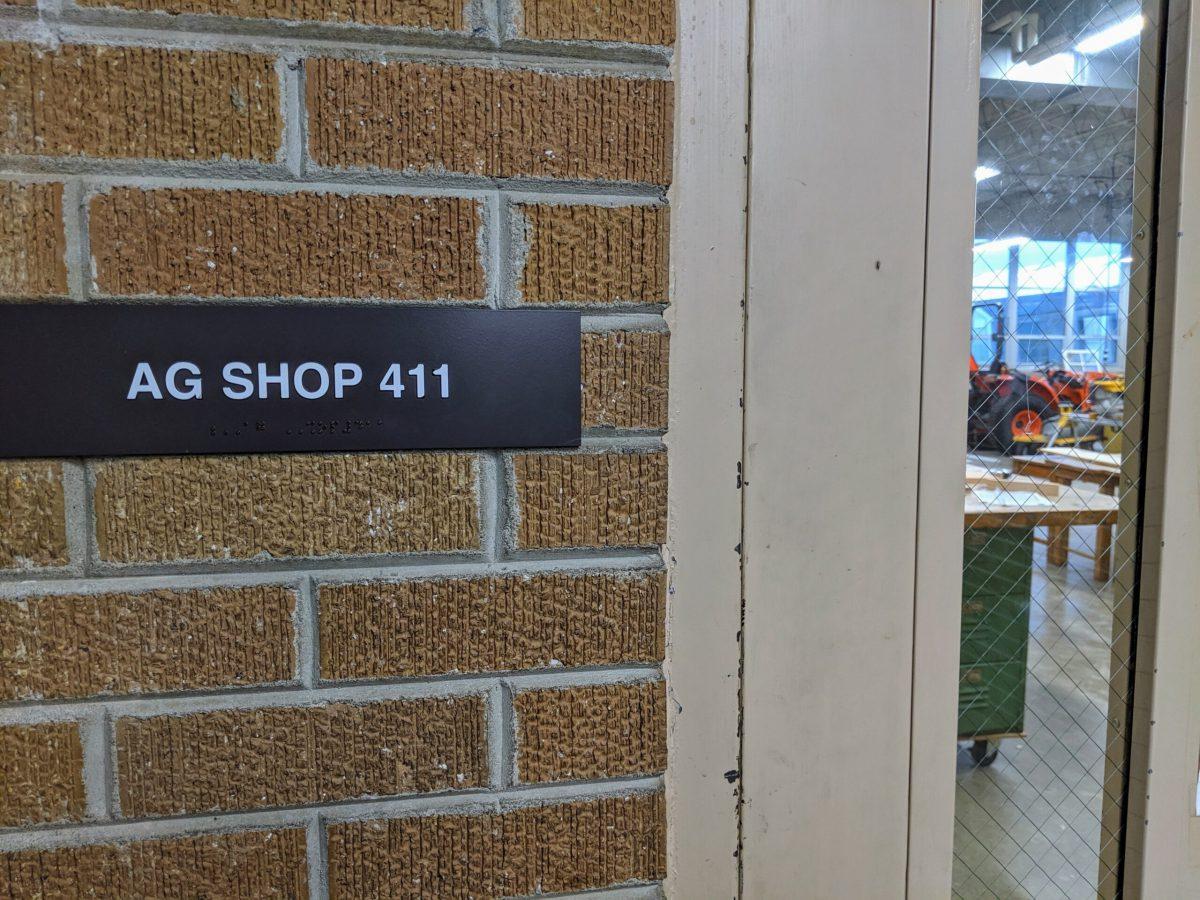 Hinckley – Big Rock – Agriculture Shop Classroom