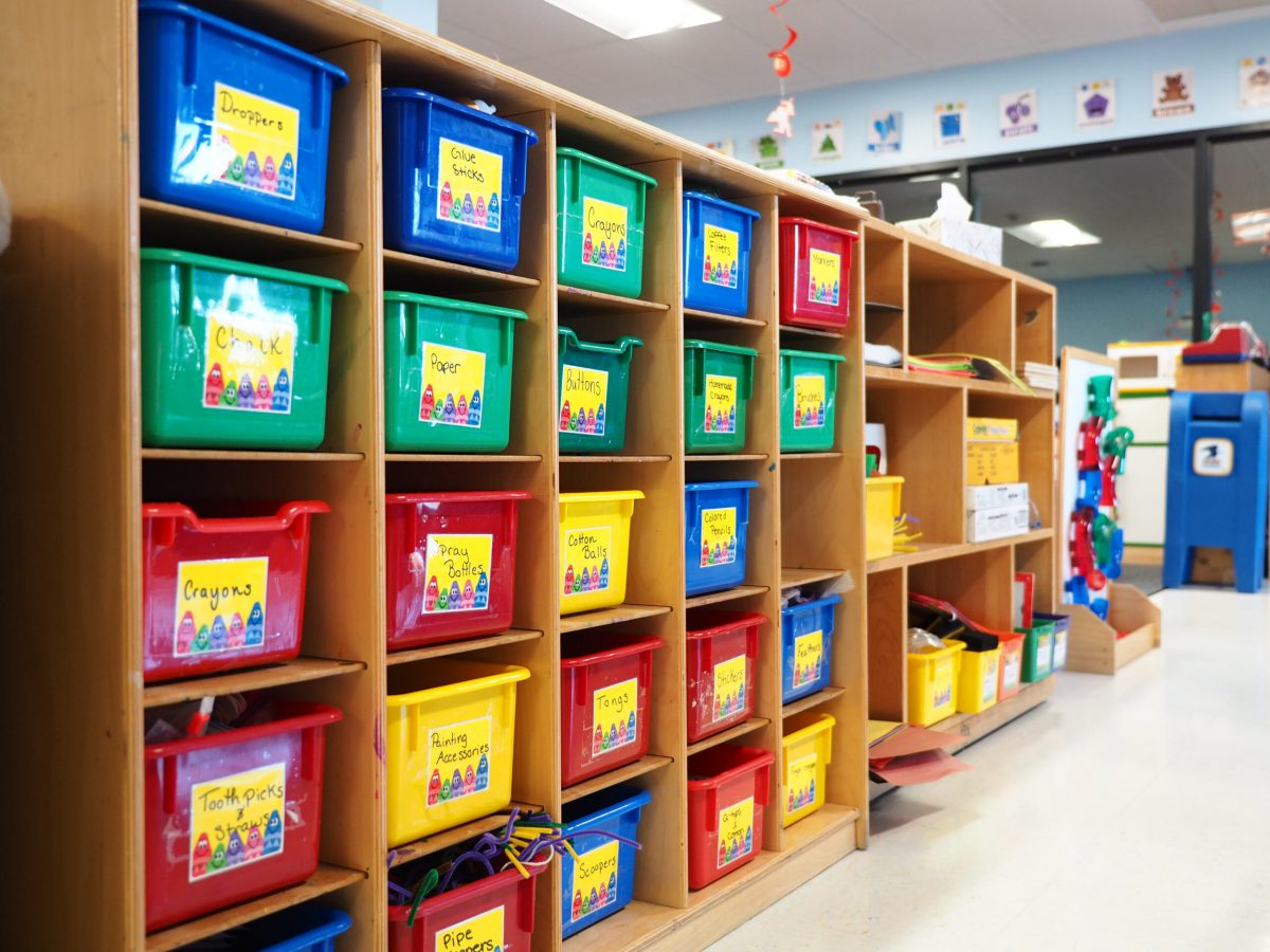 Early Childhood Classroom 2