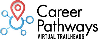 Career Pathways Virtual Trailheads logo