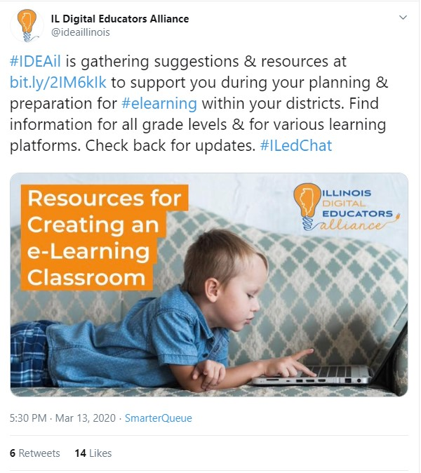 IDEA E-Learning Resources