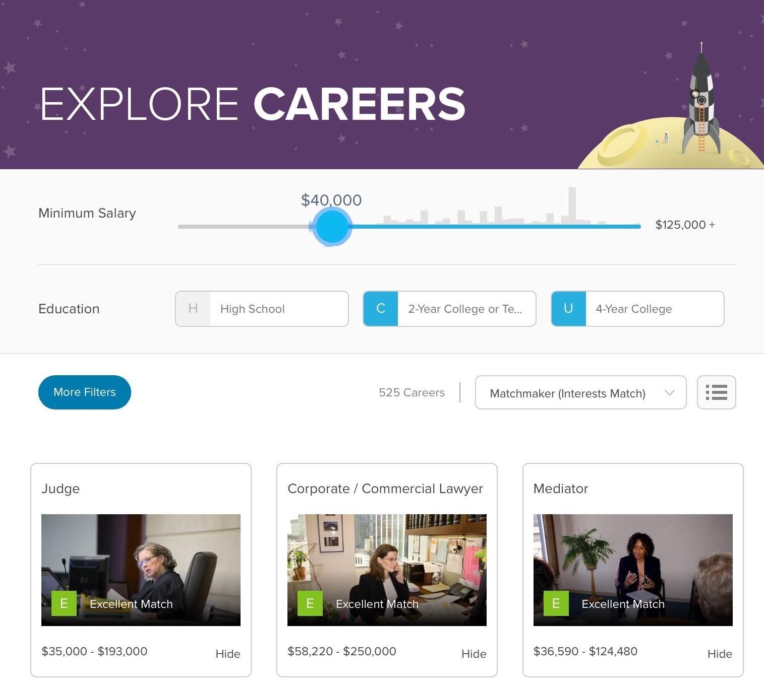 Xello - Explore Careers