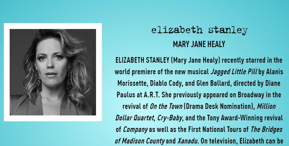 Elizabeth Stanley Bio