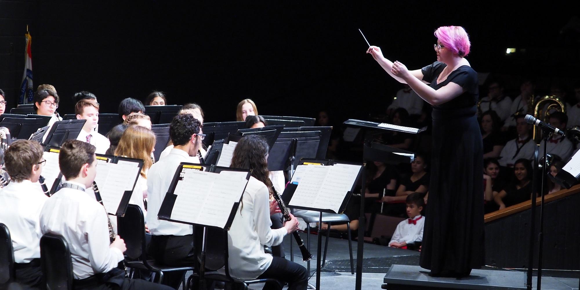 Student Conductor - Intern