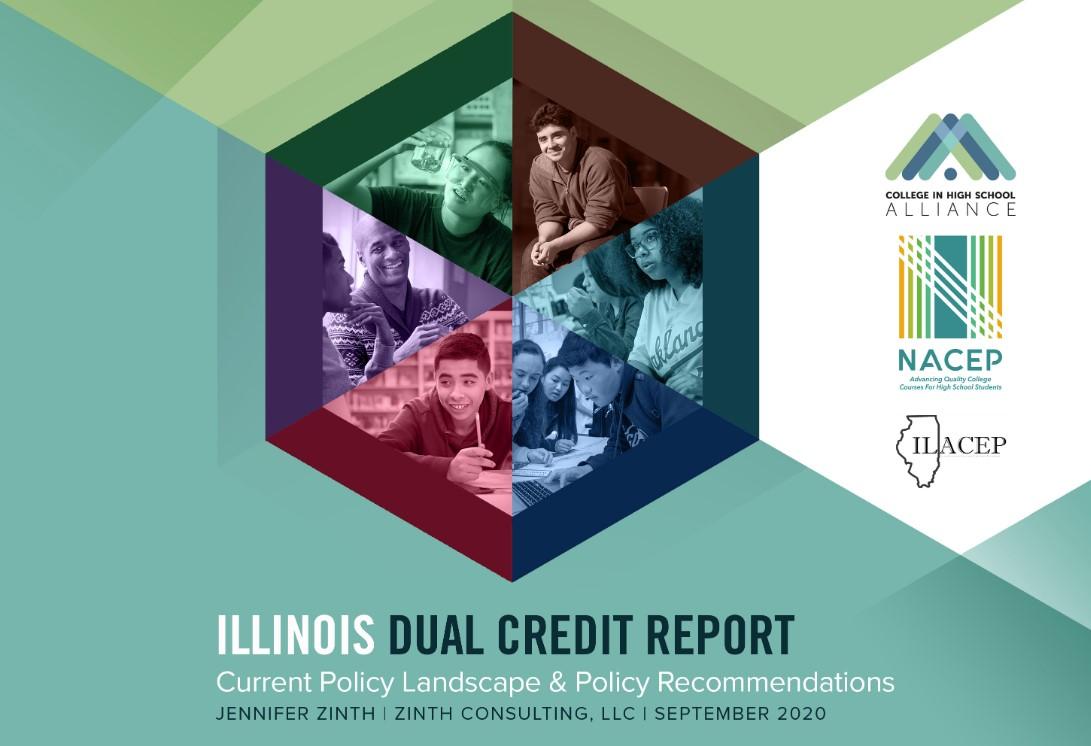 ILACEP Illinois Dual Credit Report