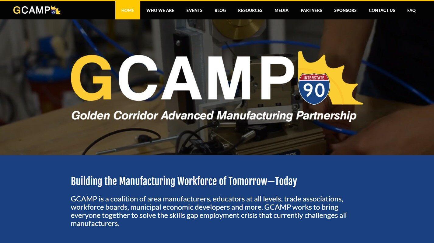 GCAMP Website